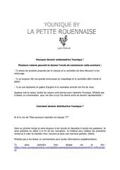 Fichier PDF pourquoi devenir ambassadrice younique