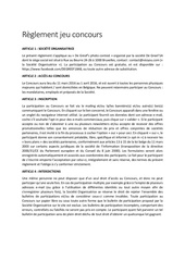 Fichier PDF reglement de greef