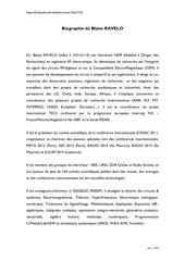 blaise ravelo biography 2016 fr eng