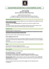 Fichier PDF gp jeunes ligue r alpes lyon verger