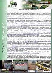 news otre idf 25 mars 2016