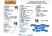 playlist bal du 03 04 2016