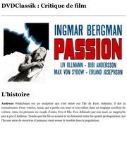 Fichier PDF une passion dvdclassik