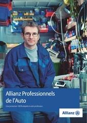plaquette commerciale professionnels auto