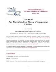 Fichier PDF concours