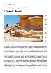 Fichier PDF el jurassic bayadh