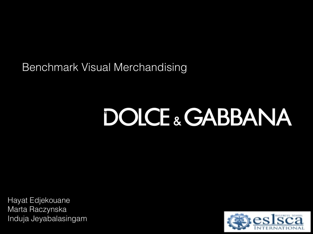 benchmark D&G.pdf - page 1/35
