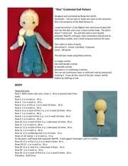 elsa crochet