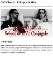 Fichier PDF scenes de la vie conjugale dvdclassik