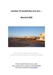 Fichier PDF t3 barcares