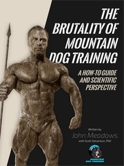 john meadows mountain dog training