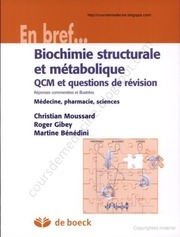 biochimie metab
