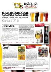 garagardoak 2016