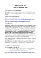 Fichier PDF modele reglement