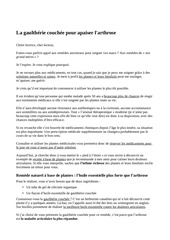 article gaulthe rie couche e