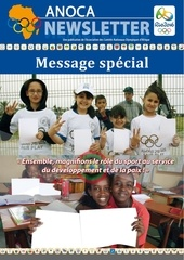 newsletter message speciale