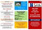 programme 2016 5 betharram 1