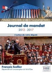 journal de mandat 2012 2017