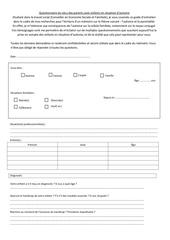 questionnaires parents autisme et parentalite 3