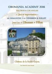academie de hautbois 2016 oboman
