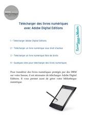 Fichier PDF guide telecharger un livre numerique