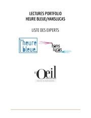 lesexperts lecturesdeportfoliohanslucas2016 1 1