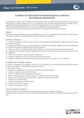 Fichier PDF recrutement regisseur