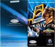 universal studios theme parks adventure manual gc