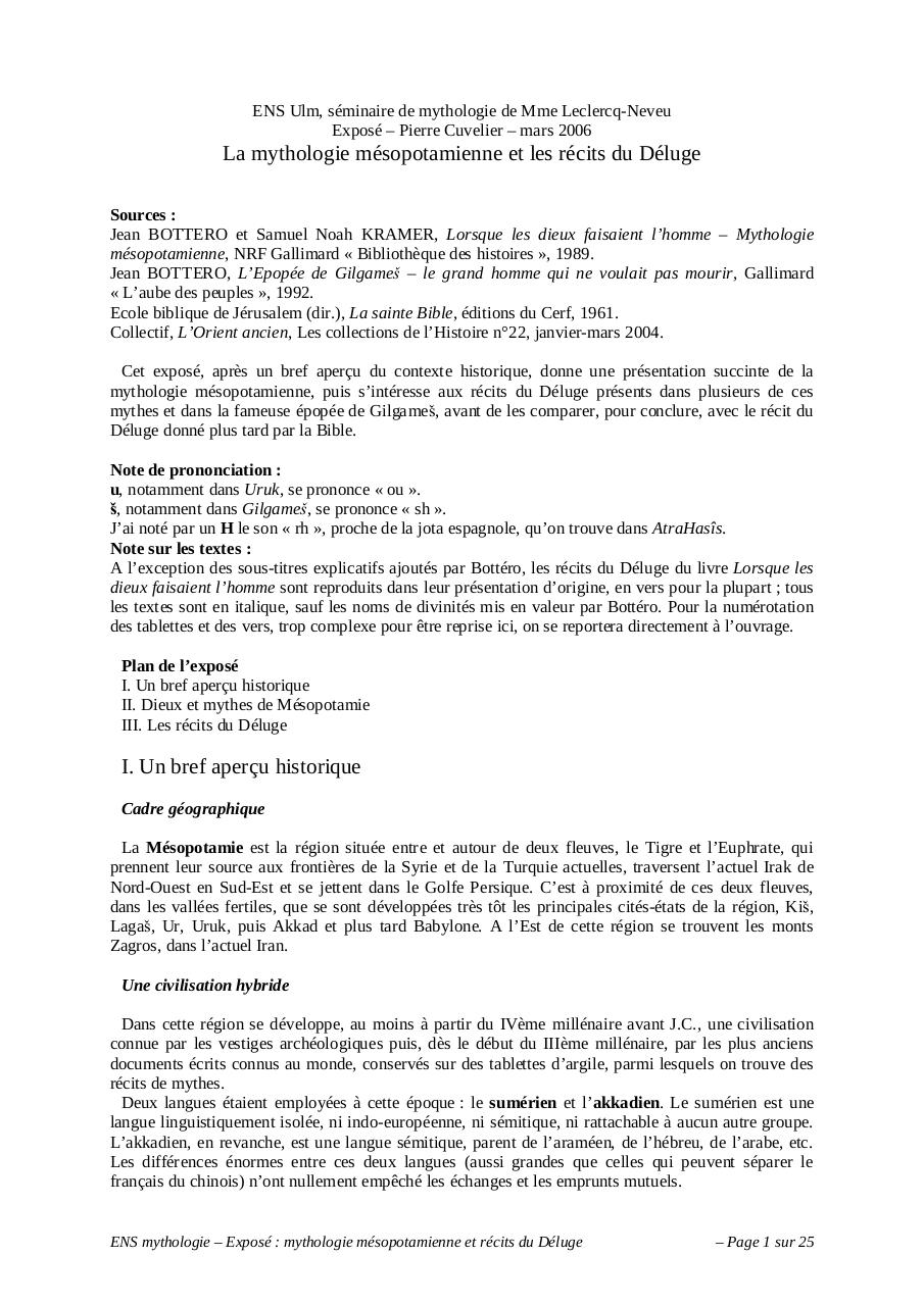 Aperçu du document Exposemythologiemesopotamienne.pdf - page 1/25