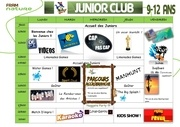 programme junior club fram nature ama 2