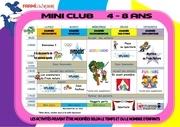 programme mini semaine 2