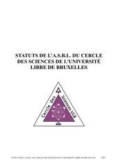 proposition de statuts