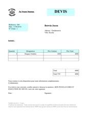 Fichier PDF devis au vroum heureux botwin