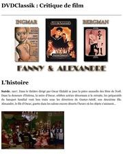 fanny et alexandre dvdclassik
