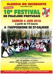 alegria affiche 2016