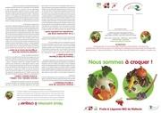 calendrier fruits et legumes wallons belgique recettesbox