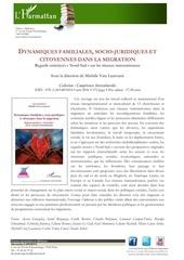 dynamiques familiales socion juridiques et