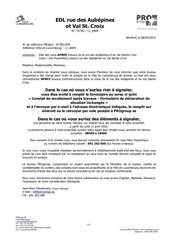 Fichier PDF edl remplir signer qr