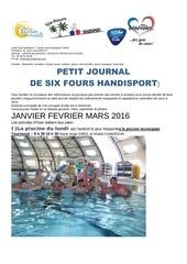Fichier PDF pdf journal handisport janvier fevrier mars 2016