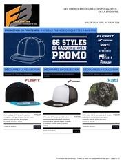 promotion casquettes 2016