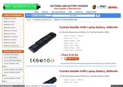 www new laptopbatteries com toshiba satellite a300 html