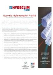f gas hydeclim nord