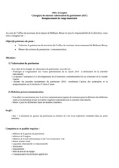 Fichier PDF remplacement conge maternite charge de valorisation du patrimoine
