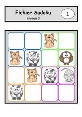 fichier sudoku niv 3 et 4