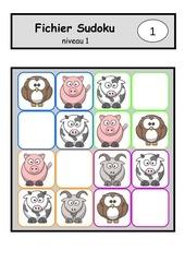 fichier sudoku niv1 et 2