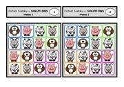 fichier sudoku solutions