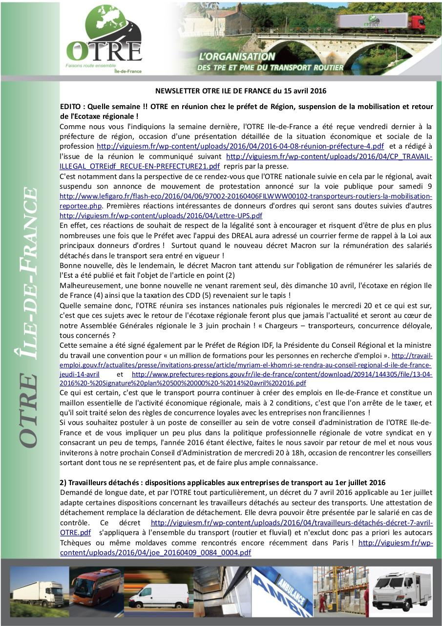 Aperçu du document News OTRE IDF 15 avril 2016.pdf - page 1/4