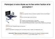 Fichier PDF recherche de participants