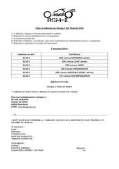 Fichier PDF fiche adhesion