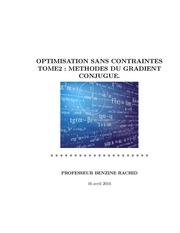 Fichier PDF gradient conjugue cas quadratique et non quadratique